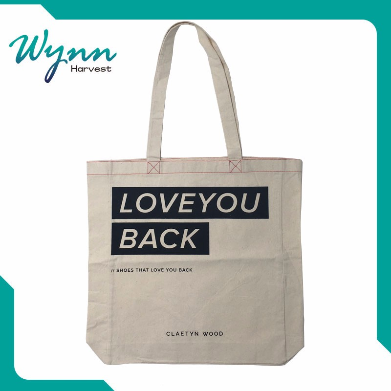 Beautiful printed reusable jute shopping bag cheap promotion