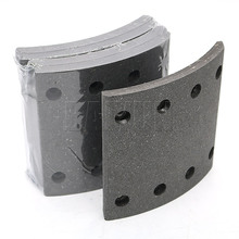 2017 Free Sample 19039 Truck Brake Lining Suit for Scania Truck Brake Parts