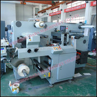 DBGS320 Type High Speed Food Label Die Cutting Machine Used In Food Industry