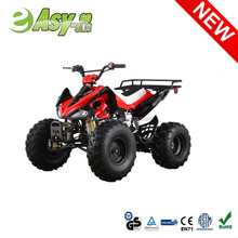 2017 Easy-go high quality cheap 4 wheel 110cc/125cc gas ATV with CE ceritifcate hot on sale