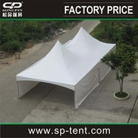 European style tension marquee tent in white or other color