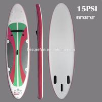 inflatable surfboard decoration custom race sup paddle board with fins