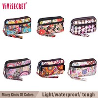 vivisecret 2015 new arrival long strap cheap plain coin purse
