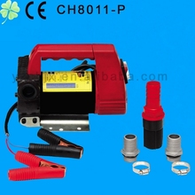 CH8011 CE High quality 12V Bio Diesel Kerosene Fuel Transfer Direct Current Pump Kit Nozzle Dispenser