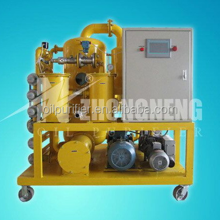 Dielectric transformer oil filtration unit for sale