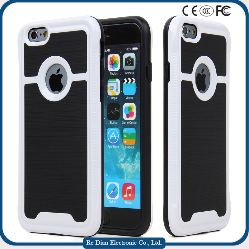 New western trend shock absorber cell phone case accessories phone mobile for iphone 6 / 6s