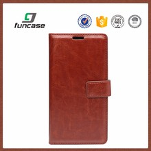Multi-function anti-shock pu leather flip cover heavy duty phone case for lenovo s650