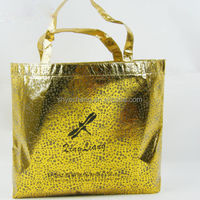 Promotion non woven die cut bags (YC1068)