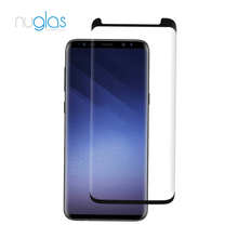 Galaxy S9 Screen Protector Nuglas 9H Tempered Glass Screen Protector for Samsung Galaxy S9