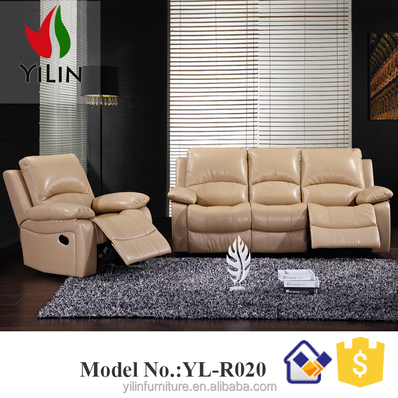 2017 trending products new design leather reclining automatic sofa