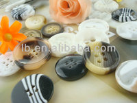 different size material different type of button for garment