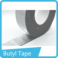 single sided waterproof aluminum butyl sealant tape