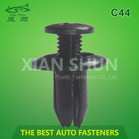 Aftermarket Fastener Parts Push In Fitting For Suzuki Cars Plastic Clips Fastener