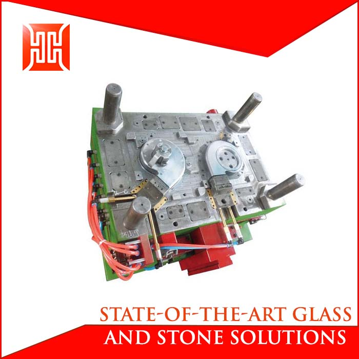 High Efficiency Precision instrumentation console mould for e-mark smart car