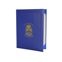 Leather Certificate Folders for UK/USA/EU colleges