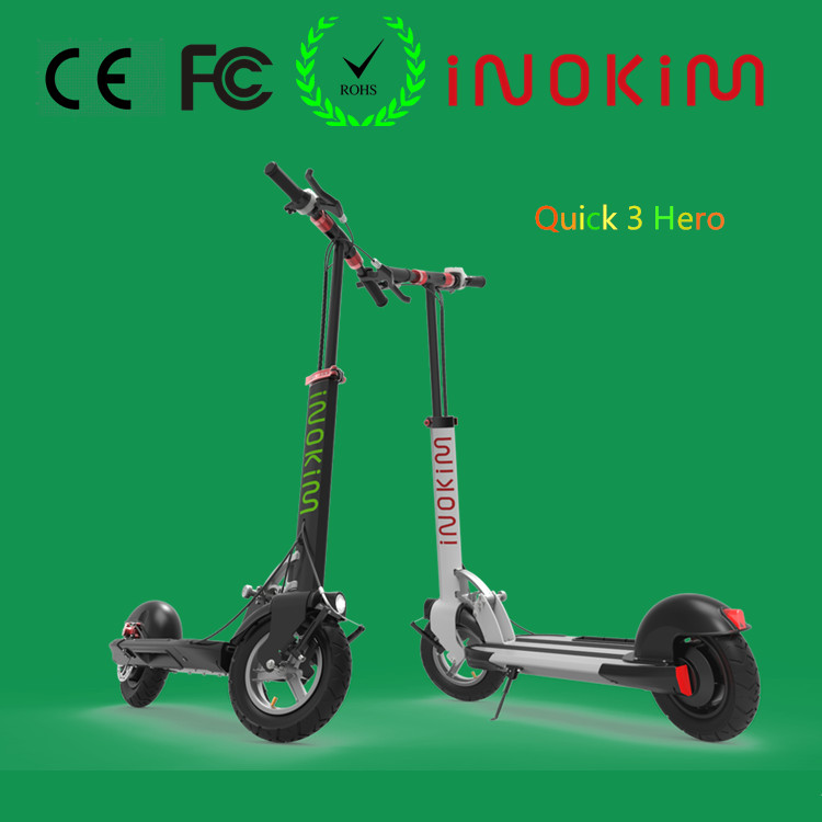 High quality geared motor folding electric motorcycle scooter for adults