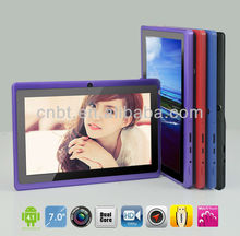 firmware android pc tablet promotion tablets with Cortex A9,android 4.2 capacitive touch screen