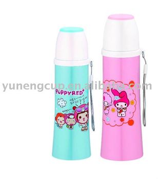 new style cartoon vacuum flask