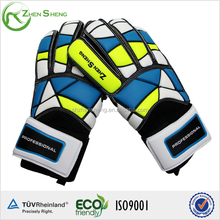 Latex Size 9 goalkeeper gloves used for competition ,training and club