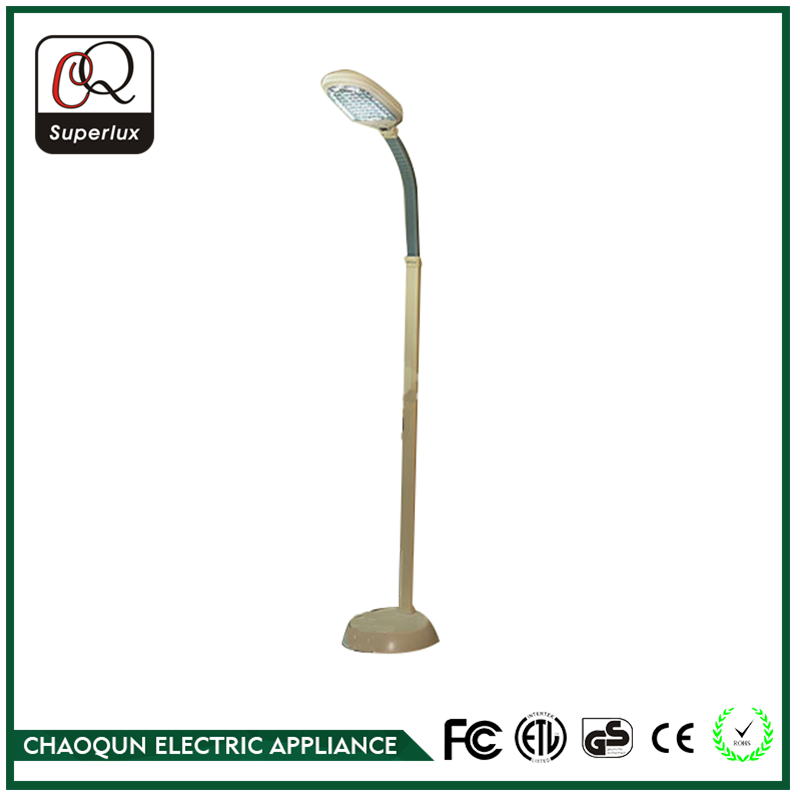 Manufacture's indoor plastic modern floor lamps for living room