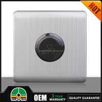 New product control dimmer fan variable speed wall switch for hotel