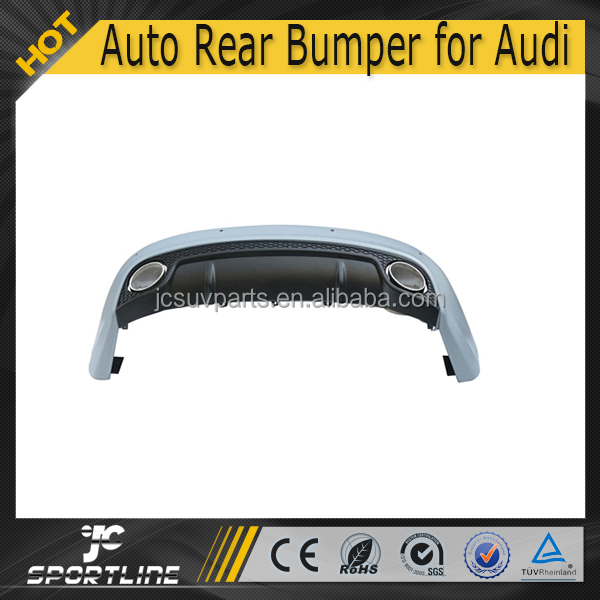 PP Prefacelift A5 RS5 Auto Rear Bumper for Audi A5 RS5 09-11