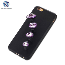 Silicone Bumper And PC Phone Case For iphone 6 case