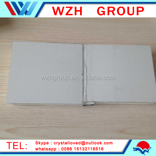 thermal insulation cold room using polyurethane sandwich roof panels / PU panel sandwich from china suppliers