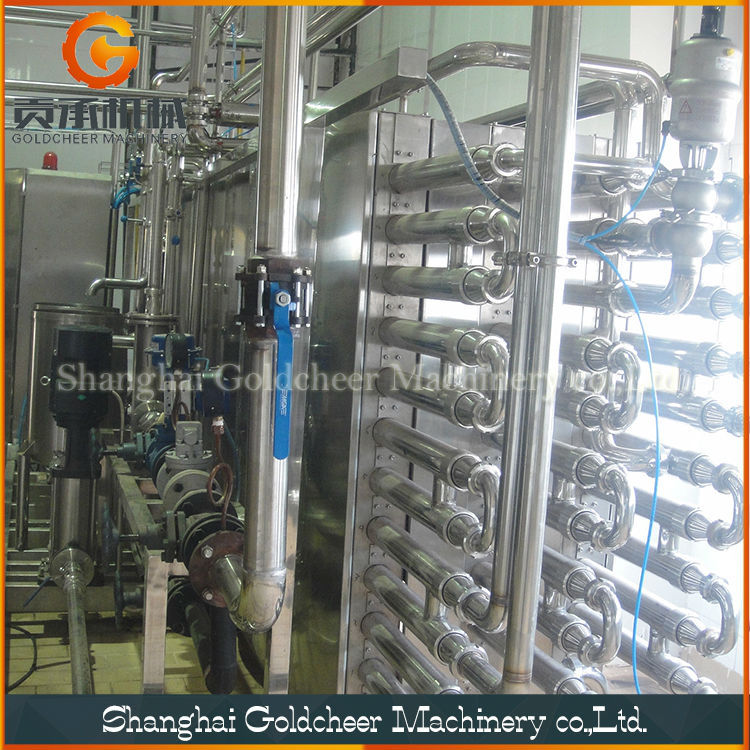 New design hot selling packaging fruit juice filling machine