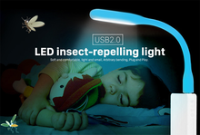6LED USB Torch With Mosquito Killer, Fashionable Computer Pen Light