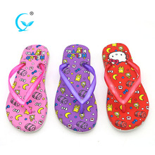 Fancy beach shoes health care lady slipper flip flops made in thailand moroccan slippers shoes