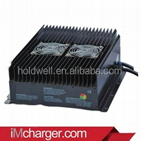 48V 60A high frequency lead acid battery charger for forklift truck