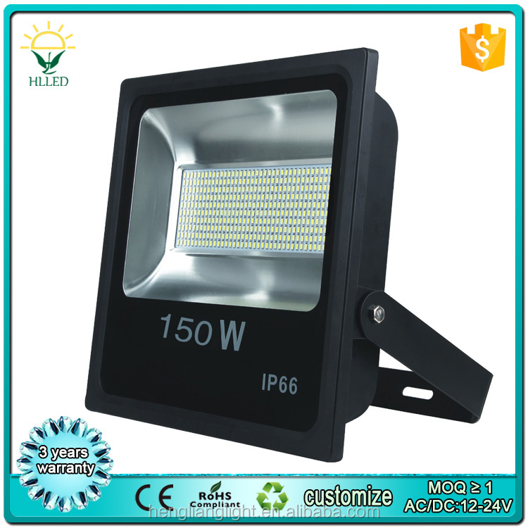 High power Aluminum Die Casting Classic 300 watt led flood light