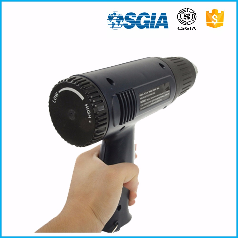 High quanlity adjustable temperature hot air gun for repair cellphone