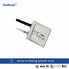 Factory directly selling Smallest battery 3.7V 15mAh bluetooth lithium polymer battery ,battery for bluetooth headset