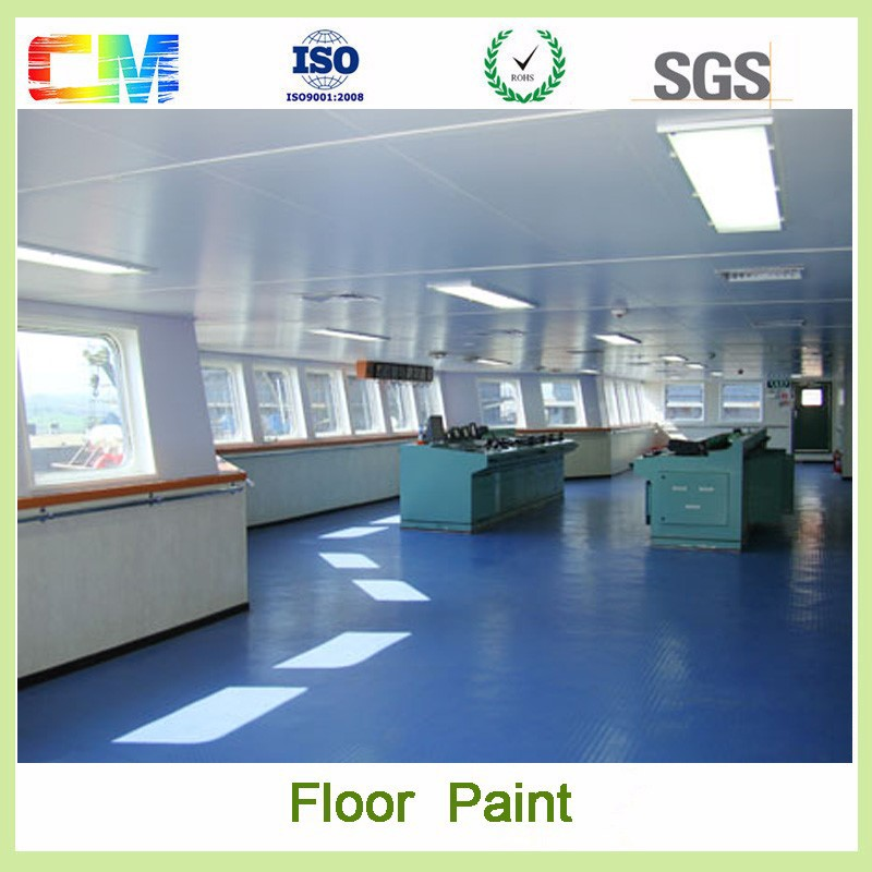 Epoxy waterproof self-leveling for floor paint in factory