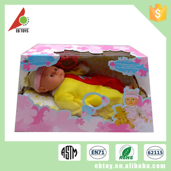 Cute and beautiful pretty chinese children plastic pvc vinyl baby dolls