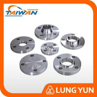 ANSI JIS DIN CLASS 150 STANDARD DUCTILE IRON 6 HOLES PIPE FLANGE