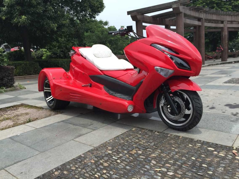 China manufacturer 3 wheel motorcycle trikes with best quality and low price