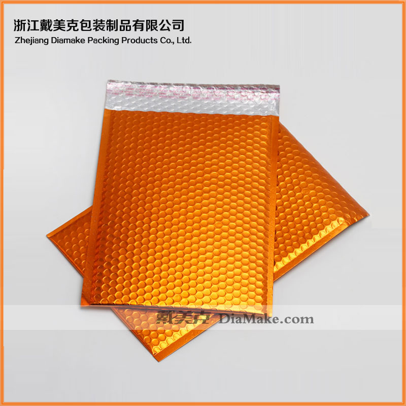 Factory Wholesale Custom Printed Economical Moisture Proof Self Adhesive bubble envelope for air mailing