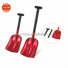 telescopic snow shovel car snow shovel aluminum snow shovel
