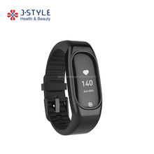 2017 J-Style bluetooth wristband heart rate monitor