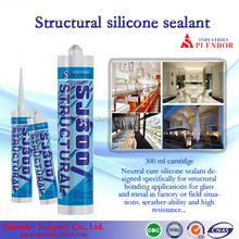 structural silicone sealant/ silicone sealants low price/ silicone sealant for cement