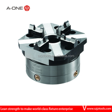 rapid action 4 jaw cnc machine tool lathe mini magnetic chuck adapter automatic for hose pipe clamp machine