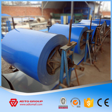 Competitive high quality prime gi ppgi coils price factory for sandwich roofing