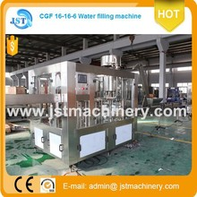 Chinese mass production enterprise 3-in-1 automatic drinking water bottling machine