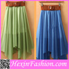 wholesale chiffon shawl women naked beach wrap skirt