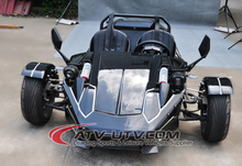 2016 Trike Roadster 3 wheel Racing Quad 250cc Water Cooled Engine EPA certificate ZTR