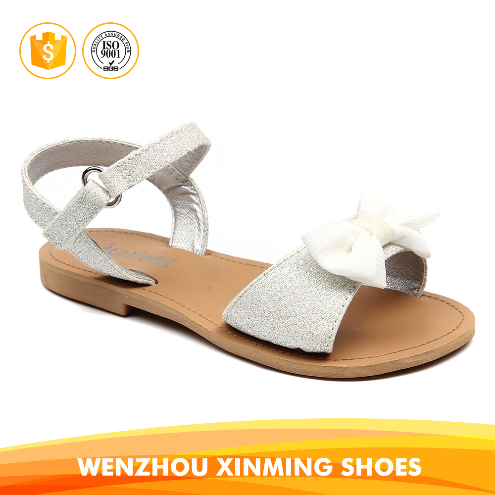 Cheap wholesale children fancy casual fashion sandals for kids girls