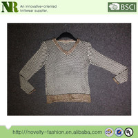 New Knitted Women Sweater With Excellent